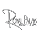 Logo of ROYALPALMS Hotel